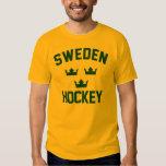 sweden team hockey tshirt