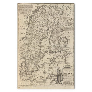 Sweden Tissue Paper