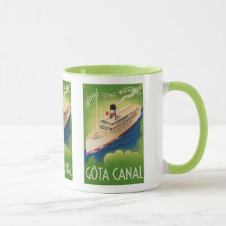 Sweden Vintage Travel mugs