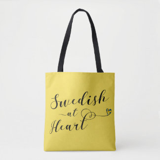 Swedish At Heart Grocery Bag
