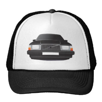 Swedish Classic Car from 80's - 90's Cap