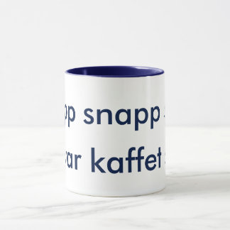 Swedish Coffee - Coffee Mug