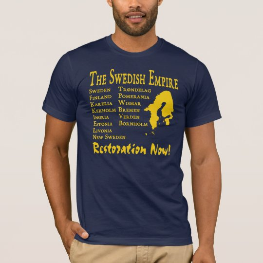 Swedish Empire (Svenska Imperium) T-Shirt