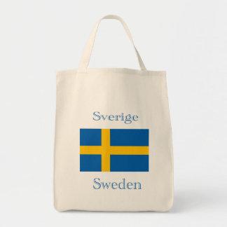 Swedish Flag Bag