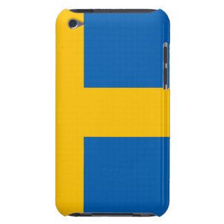 Swedish Flag Case-Mate iPod Touch Case