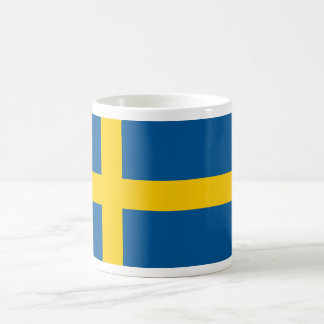 Swedish Flag Coffee Mug