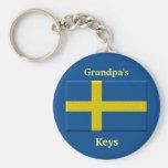 Swedish Flag: Customisable