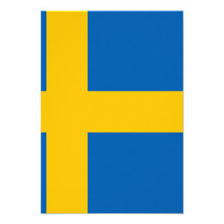 Swedish Flag Announcements