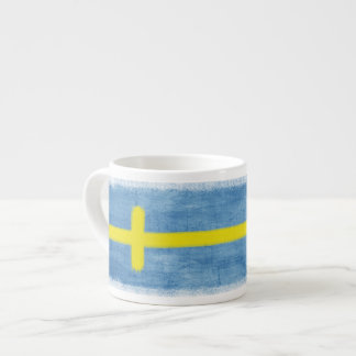 Swedish Flag Large Espresso Mug