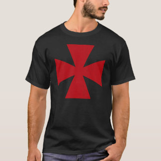 Swedish Freemasons Cross T-Shirt