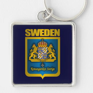 """Swedish Gold"" Key Ring"