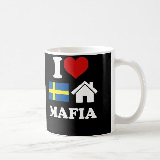 Swedish House Music Classic White Coffee Mug