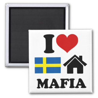 Swedish House Music Magnet