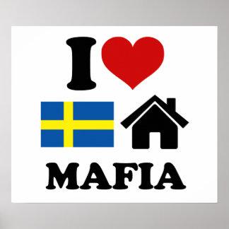 Swedish House Music Poster