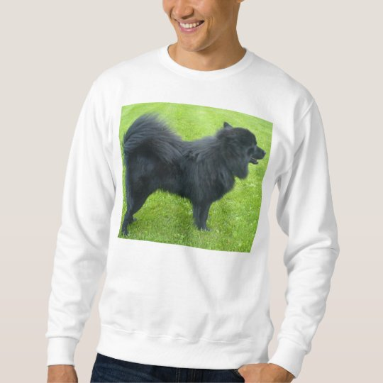swedish lapphund full sweatshirt