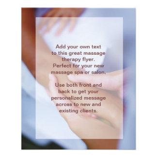 Swedish Massage Photo - Arm and Hand 11.5 Cm X 14 Cm Flyer