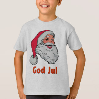 Swedish/Norwegian Santa Lt T-Shirt