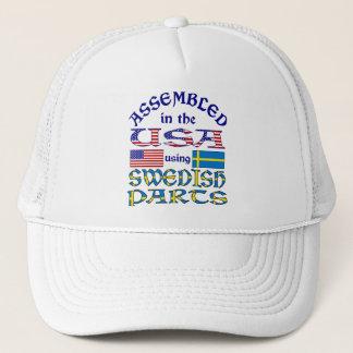 Swedish Parts Trucker Hat