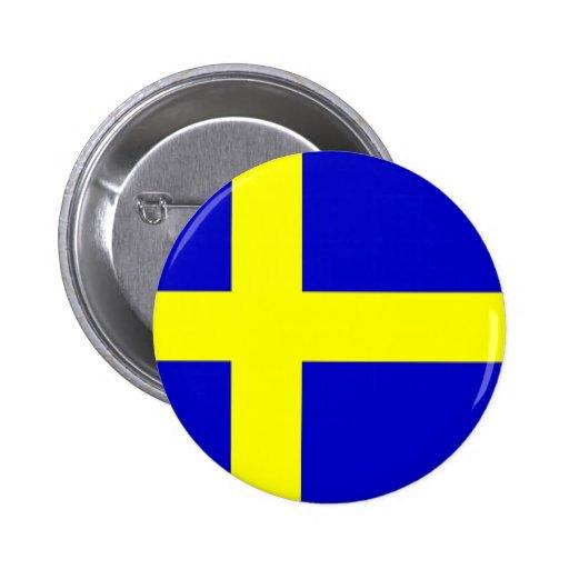 Swedish pride pins