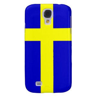 Swedish pride galaxy s4 case