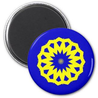 Swedish Pride Magnets