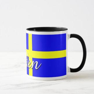 Swedish Pride Mug