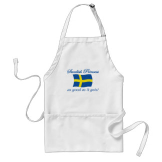 Swedish Princess 1 Standard Apron