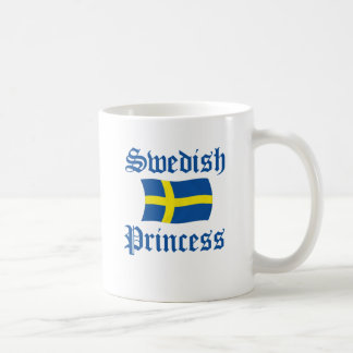 Swedish Princess Coffee Mug