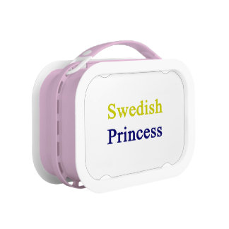 Swedish Princess Lunchboxes
