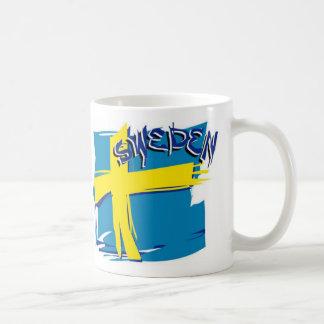 Swedish SFX Flag Coffee Mug