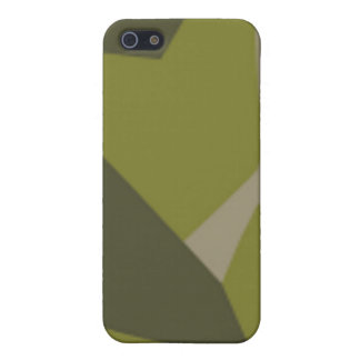 Swedish Splinter Camo iPhone 5/5S Case