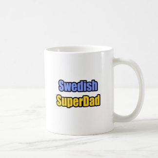 Swedish SuperDad Coffee Mug