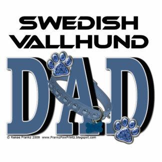 Swedish Vallhund DAD Standing Photo Sculpture