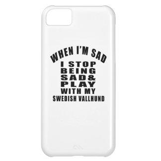 SWEDISH VALLHUND Designs iPhone 5C Case