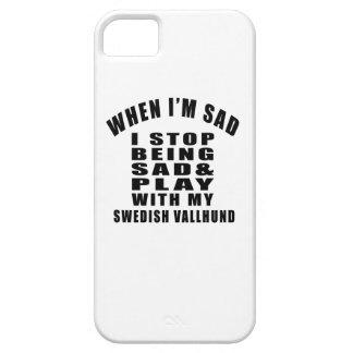 SWEDISH VALLHUND Designs iPhone 5 Cases