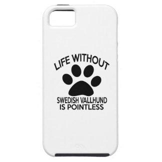 SWEDISH VALLHUND DESIGNS CASE FOR THE iPhone 5