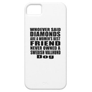 SWEDISH VALLHUND DOG BEST FRIEND DESIGNS iPhone 5 COVER