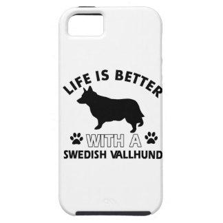 Swedish Vallhund dog breed designs iPhone 5 Cover