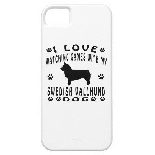 Swedish Vallhund Dog Design iPhone 5 Covers