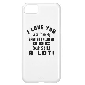 SWEDISH VALLHUND. FUNNY DESIGNS CASE FOR iPhone 5C