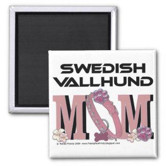 Swedish Vallhund MOM Magnet