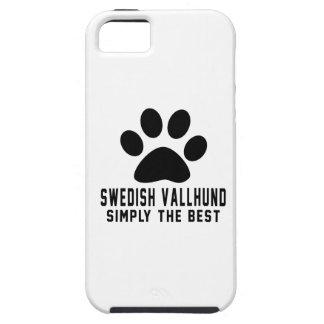 Swedish vallhund Simply the best iPhone 5 Case