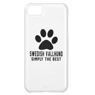 Swedish vallhund Simply the best iPhone 5C Case