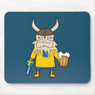 Swedish Viking Mousepad