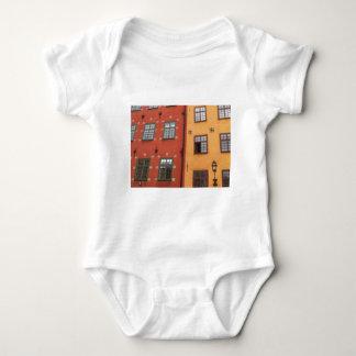 Swedish Windows Baby Bodysuit