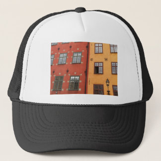 Swedish Windows Trucker Hat