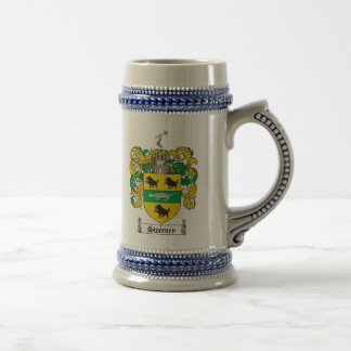 Sweeney Coat of Arms Stein