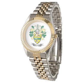 Sweeney Coat of Arms Wristwatch