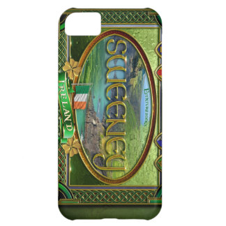 Sweeney Family Banner iPhone 5C Case