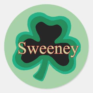 Sweeny Irish Sticker